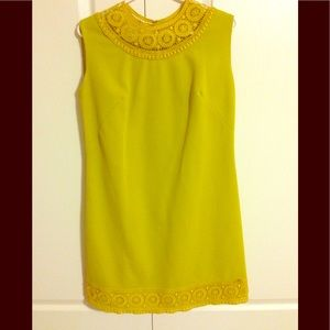 1960's Vintage Lady Colony by Parkway dress